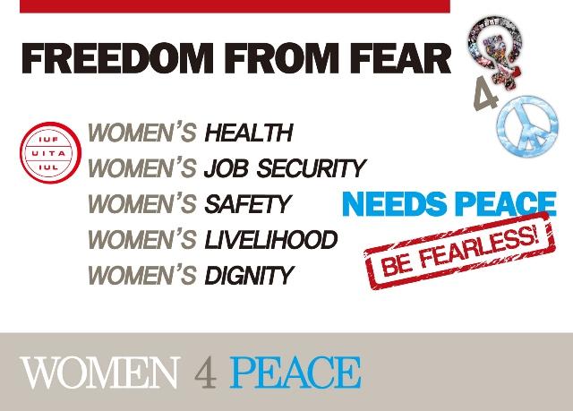 IWDWomen4Peace